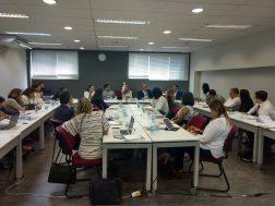 Workshop sobre como funcionam as ICOs, sigla em inglês para initial coin offerings